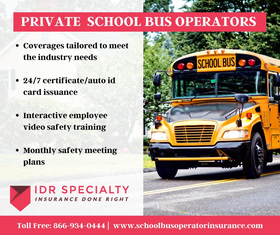 School Bus Ad